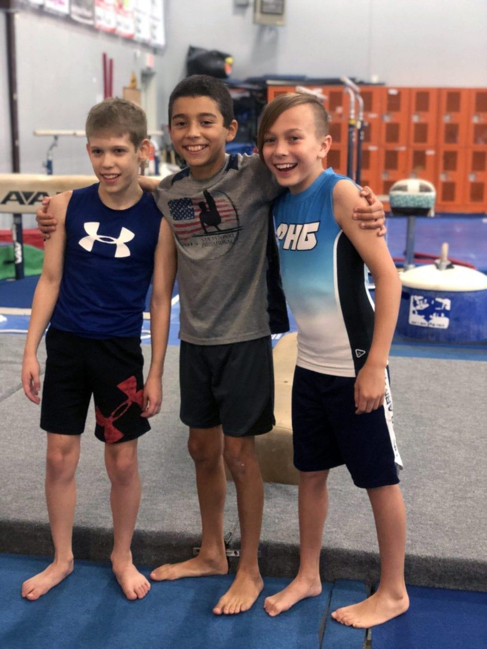 Mens Gymnastics Powerhouse Gymnastics Training Center